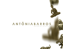 ANTÔNIA BARROS - Visual Identity Project