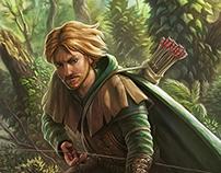 Robin Hood (QED, 2013)