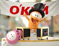 O'KEY 2016 TV Campaign