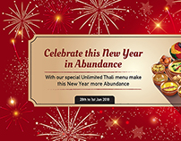 NH8 New year Facebook promotion
