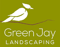 Green Jay Landscaping Branding