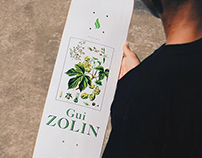 PRO MODEL // GUI ZOLIN // SIMPLE SKATEBOARDS