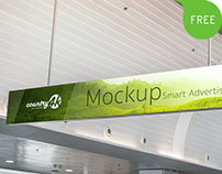 Free MockUp for Smart Advertising