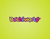 Logo for Bochiworld
