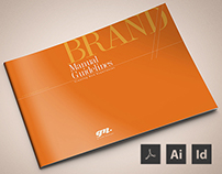 The Original Orange – Brand Book Template