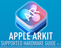 Infographic - Apple ARKit Guid