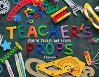 J Square Presents : Teacher's STEM Props