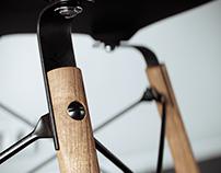 Charles Eames Chair.