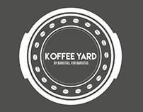 Koffee Yard: Branding