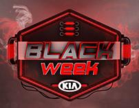 Black Week Kia - Selo Promocional