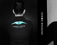 Polo Shirt Eternal Design - Simon Designs