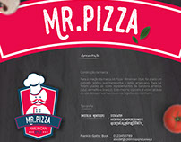 Pizzaria Mr.Pizza