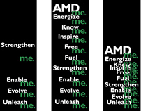 AMD for MRM Gould Concept, Flash dev, Copywriting