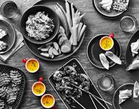 Event Branding: Barcelona Alimentaria (2016)