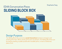 Conversation Piece: Sliding Block Box