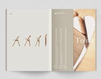 MUJI Brochure Redesign - Cha-yunkyung