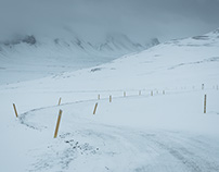 WINTER ROADS – Iceland