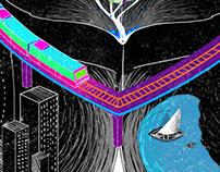 Maaji Metro : illustration
