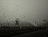 Regen Reise