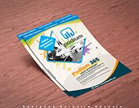 Colorful Flyer Design