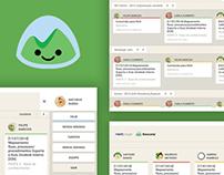 Interface API Basecamp