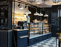 Bakery Café Bread Stories