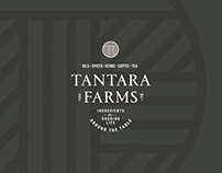 Tantara Farms Brand Strategy + Identity Design