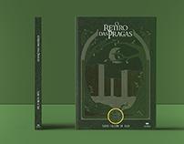 O Retiro das Pragas   Cover e Ilustrações