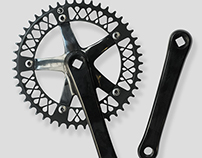 F5 Lattice Crankset