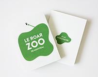 Le Roar Zoo de Montréal - Fanzine