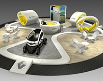 Lounge Renault - CASA COR 2016