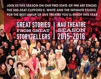 NAU Theatre Season 2015-16