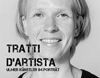 Tratti d'Artista portrait exposition