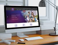 UI & UX Web Design: Research Laboratory