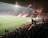 Polonia Stadium | Competition | 3rd Prize