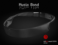 Music Bond – Wearable device for the visually impaired