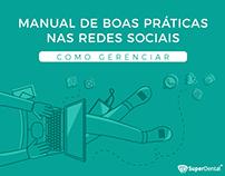 Ebook - Manual De Boas Práticas Nas Redes Sociais