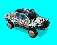 MNU Toyota Hilux