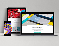Mohawk Brand and Ecommerce Website