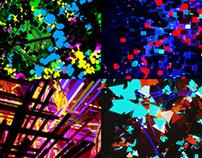 Bright Cubes - VJ Loop Pack (5in1)