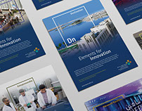 KAUST Discovery Issue 2 Cover & Ads