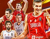• Official FIBA social media graphics VI •