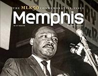 Memphis magazine, MLK50 issue, April 2018