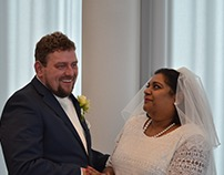 Bruiloft Barbara en Martijn