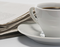 Дизайн сайта интернет-газеты «DailyNews»