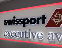 Stunning Nice Swissport facilities on the spotlight.