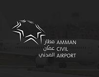 Amman Civil Airport | Rbranding Concept