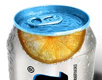 Refreshment beverage - Packaging - HBH
