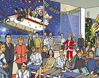 Christmas Card BVDS