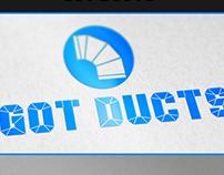 Logo Concurso - Got Ducts 2.0